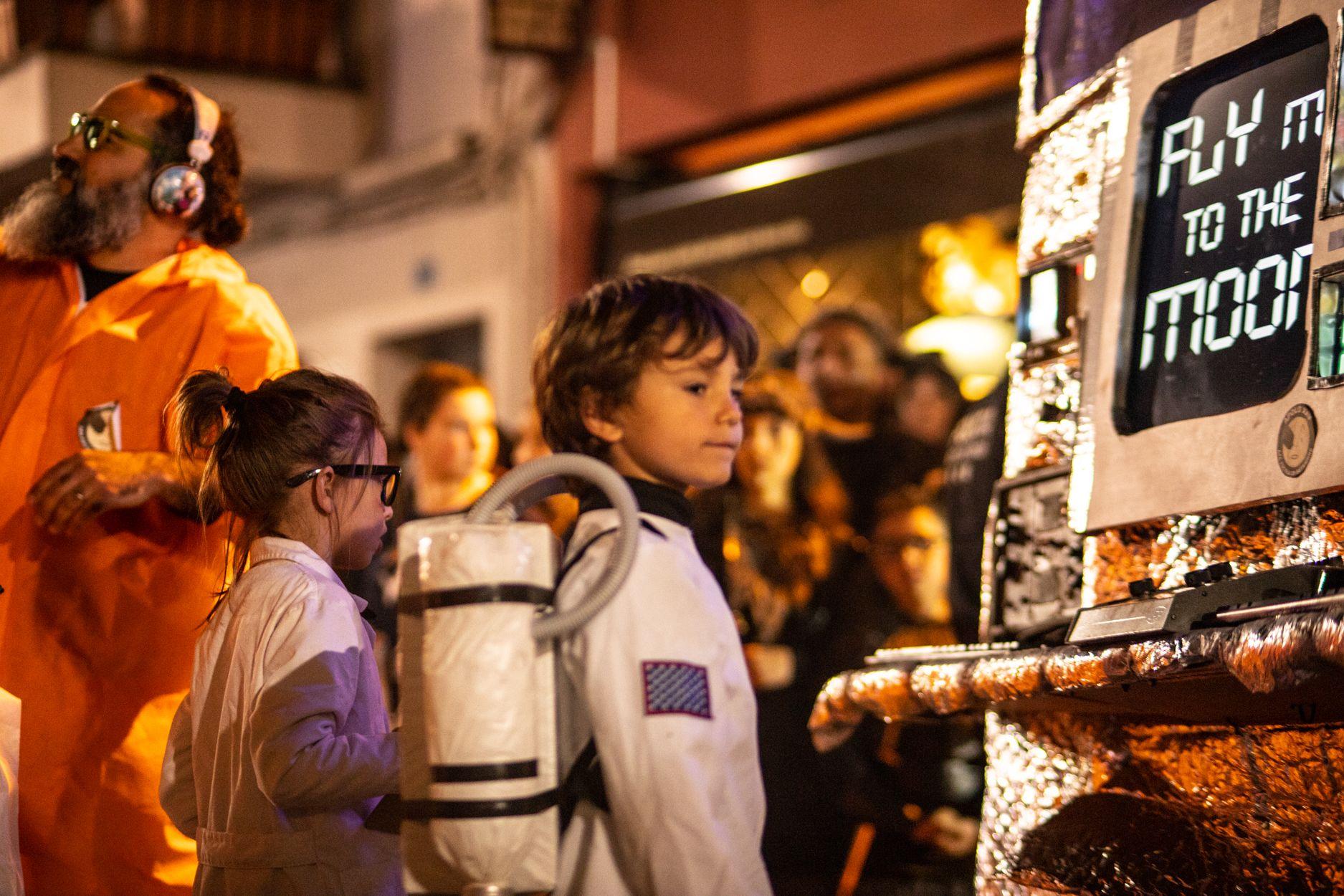 Rua de Carnaval a Rubí 2020