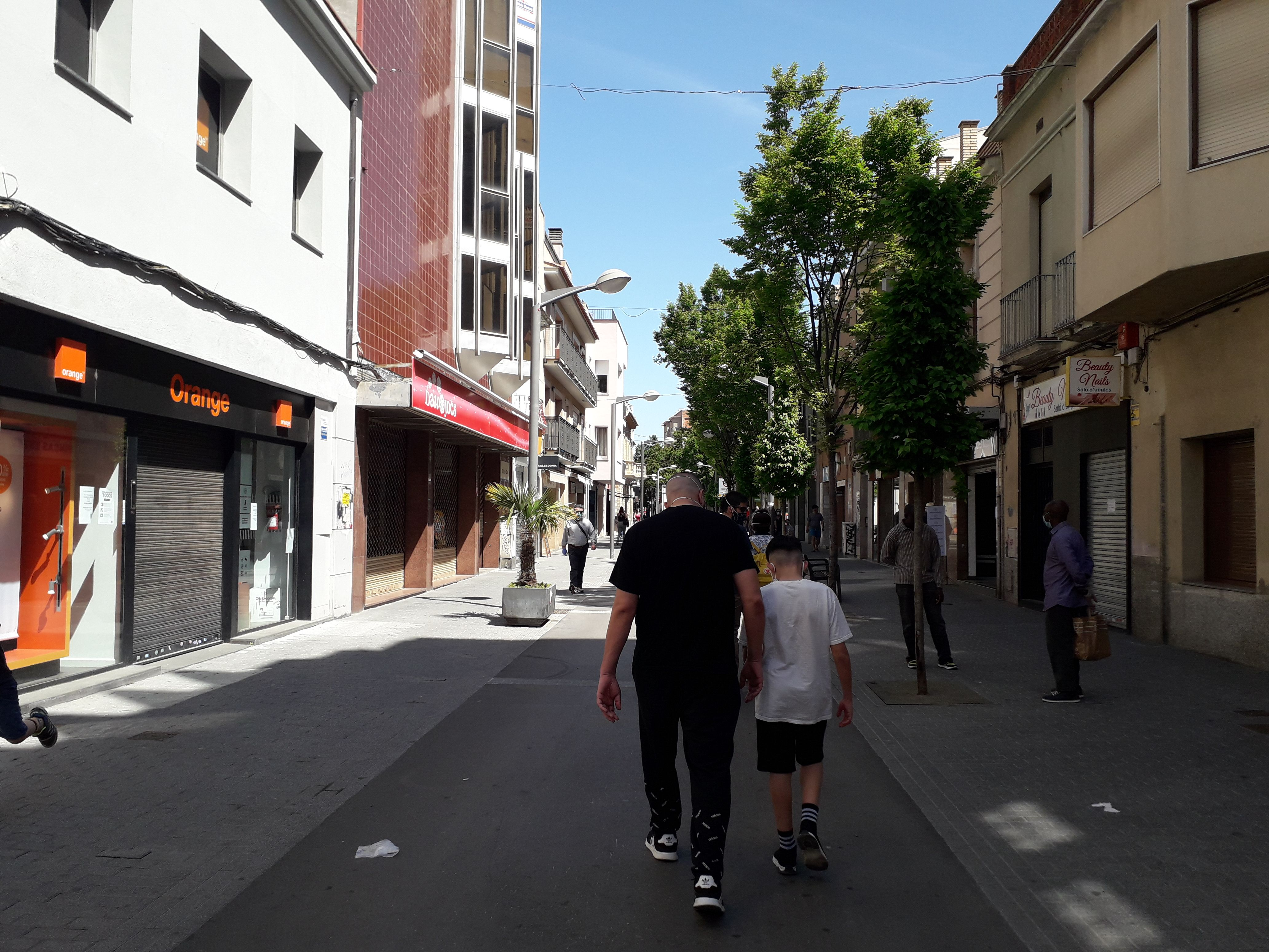 Avinguda Barcelona. FONT: Núria HS