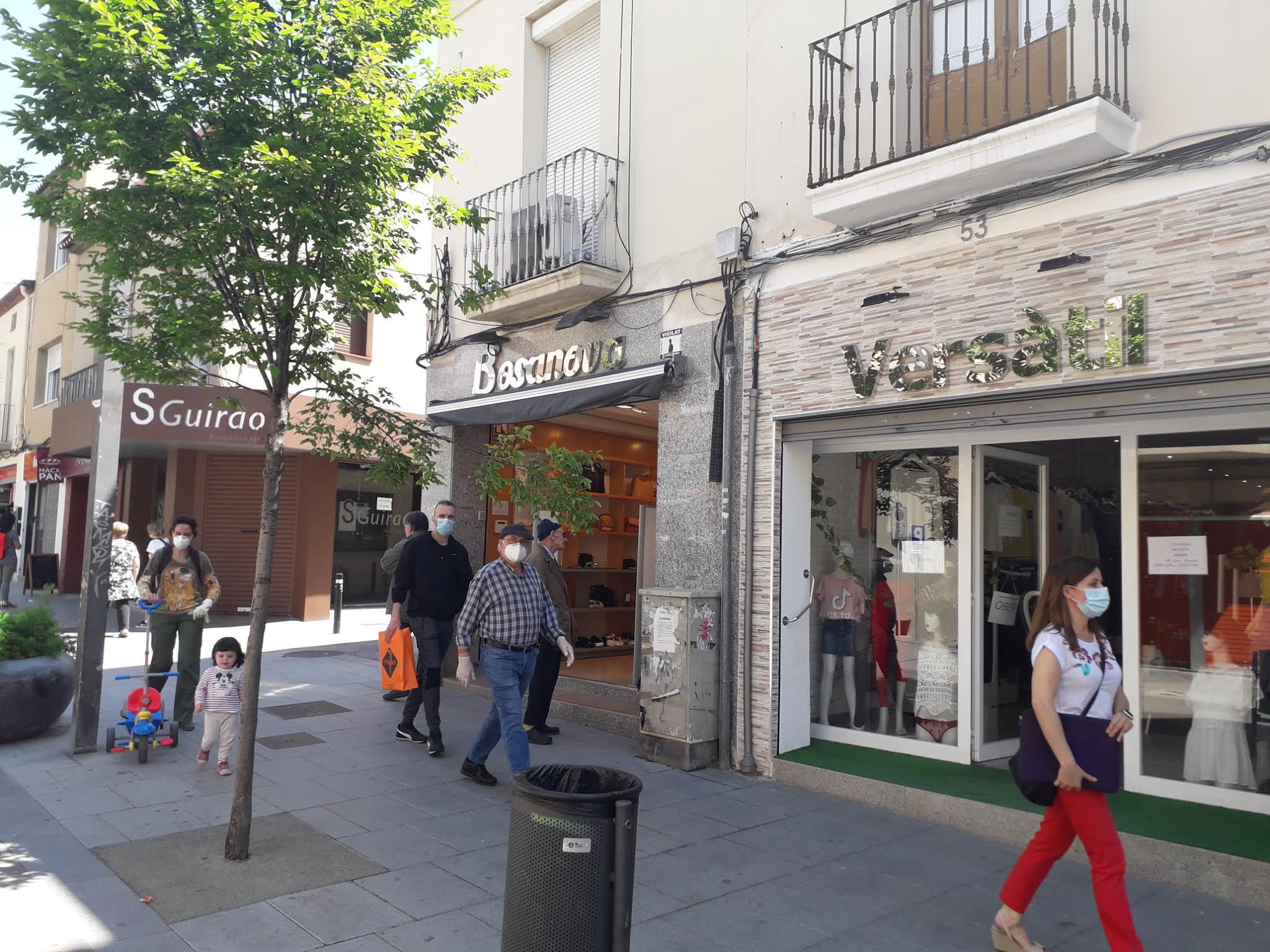 La mascareta serà obligatòria a tot Catalunya encara que hi hagi distància física
