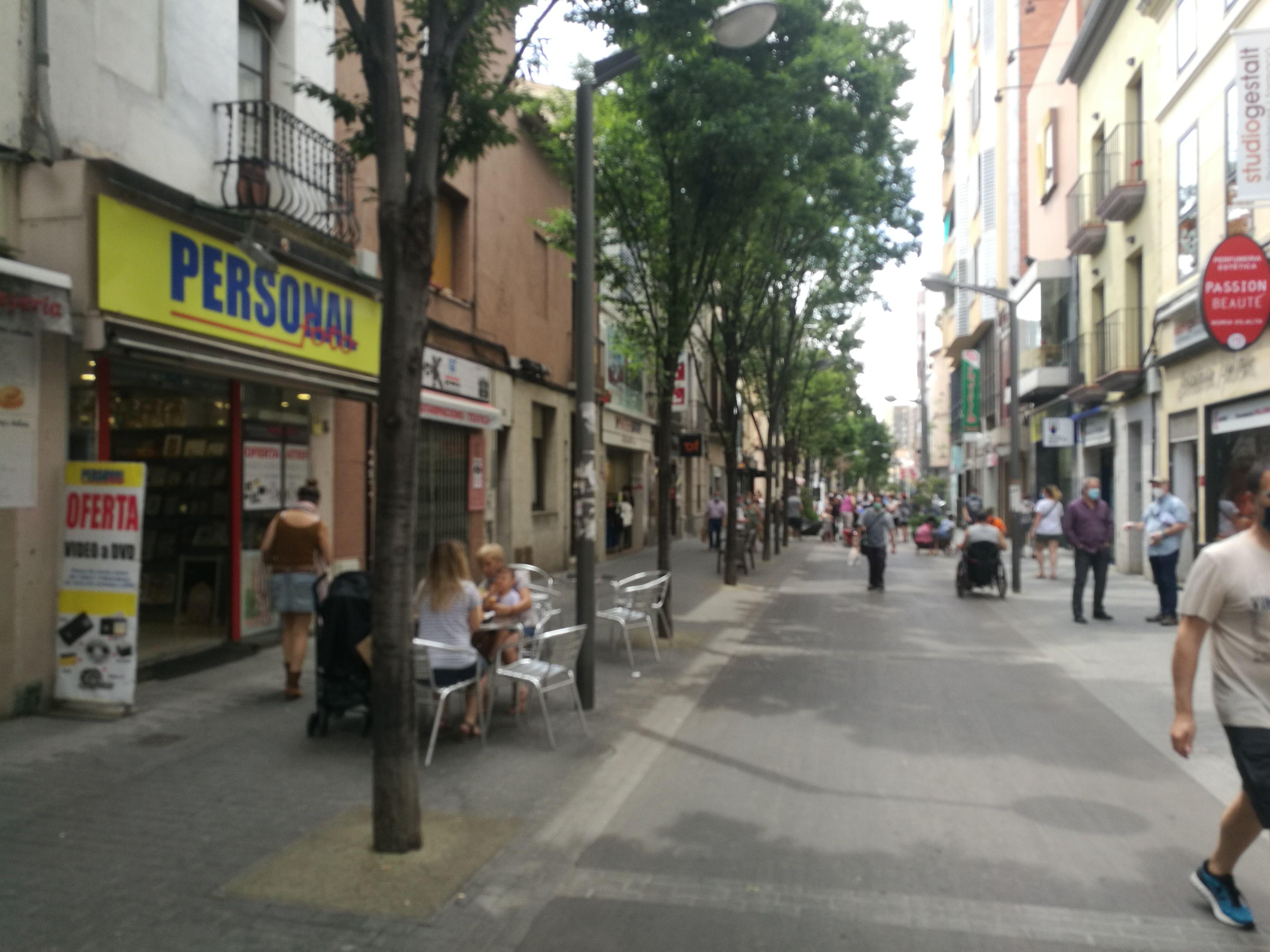 La Generalitat demana finalment que les regions de Barcelona i Lleida passin a fase 3 dilluns. FOTO: N.Hueso