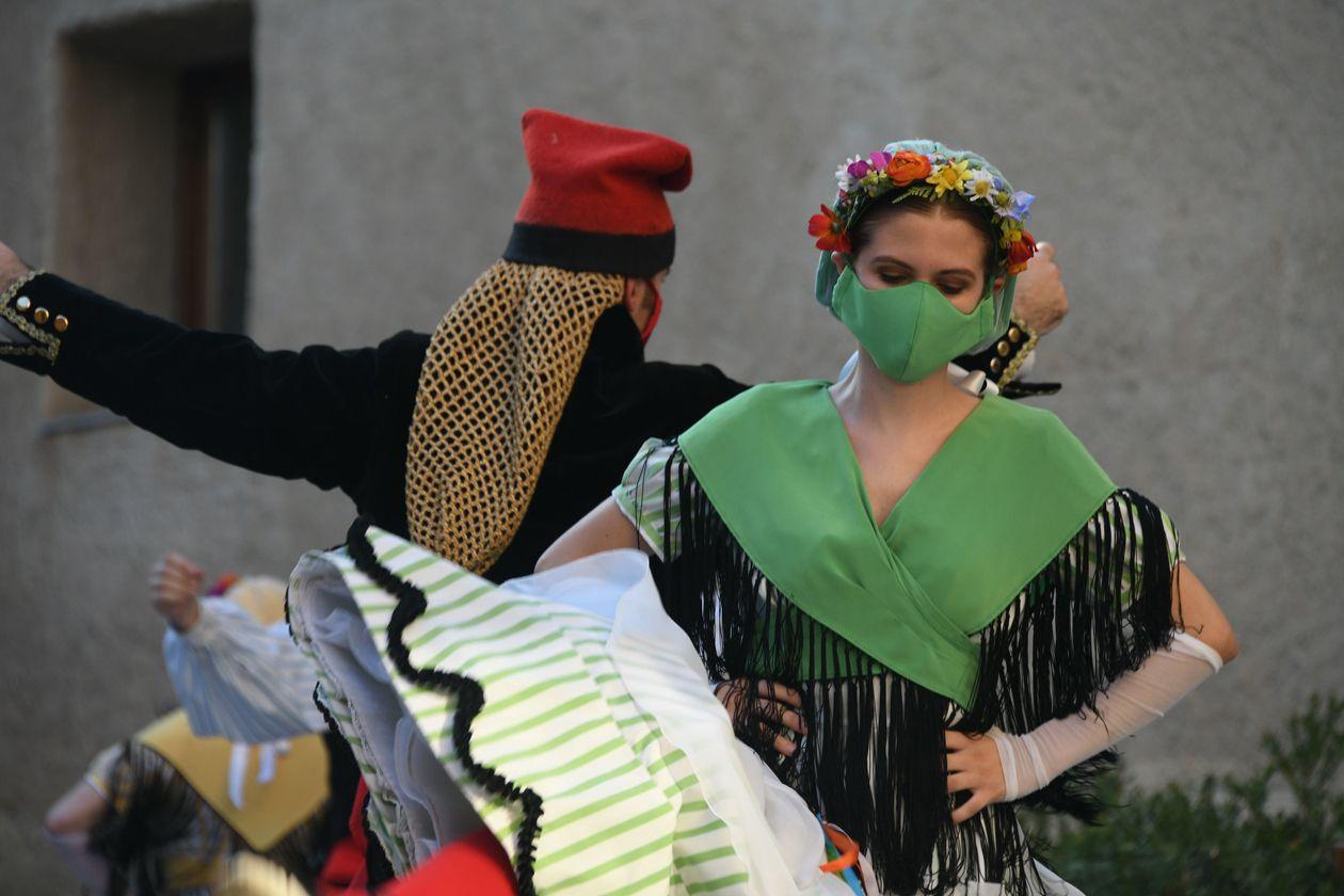 Ballada de l'Esbart Dansaire de Rubí. FOTO: Ajuntament de Rubí-Localpres