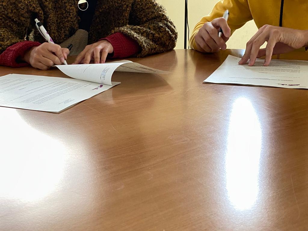 Assessorament i acompanyament durant tot el procés FOTO: Cedida