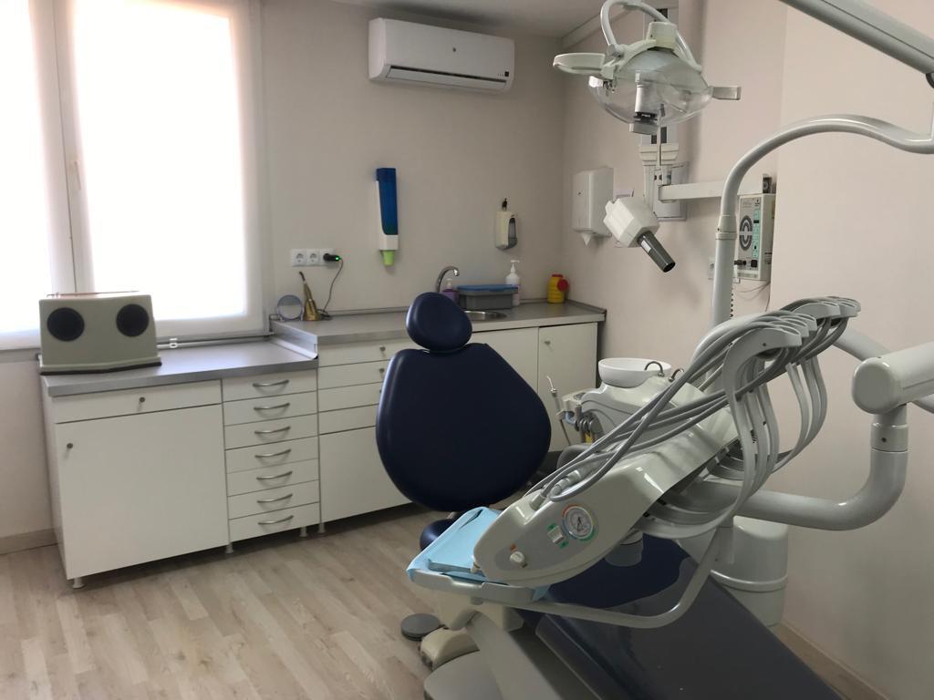 Clínica dental Policlínic Rubí. FOTO: Cedida