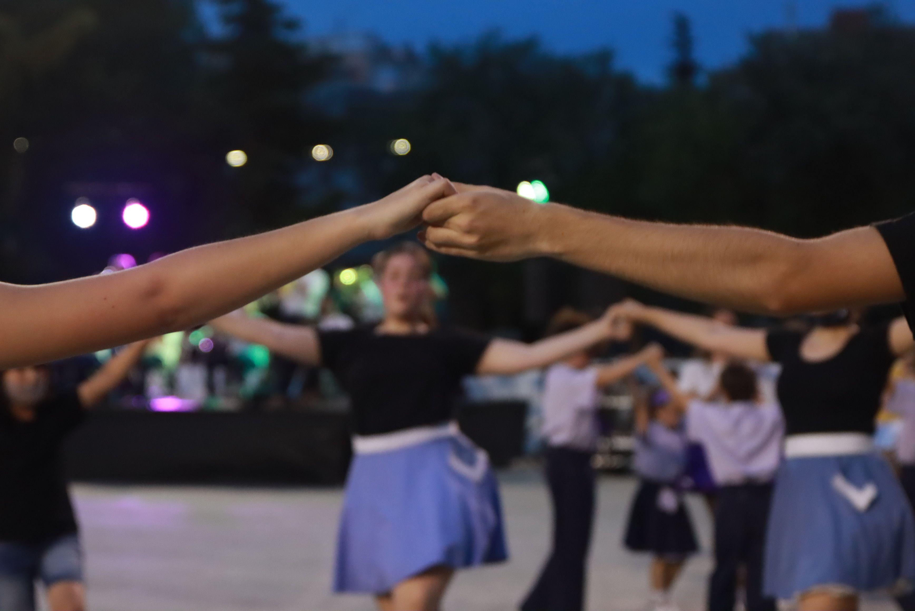 Espectacles, actuacions i exposicions per aquest dilluns de Festa Major. FOTO: Josep Llamas