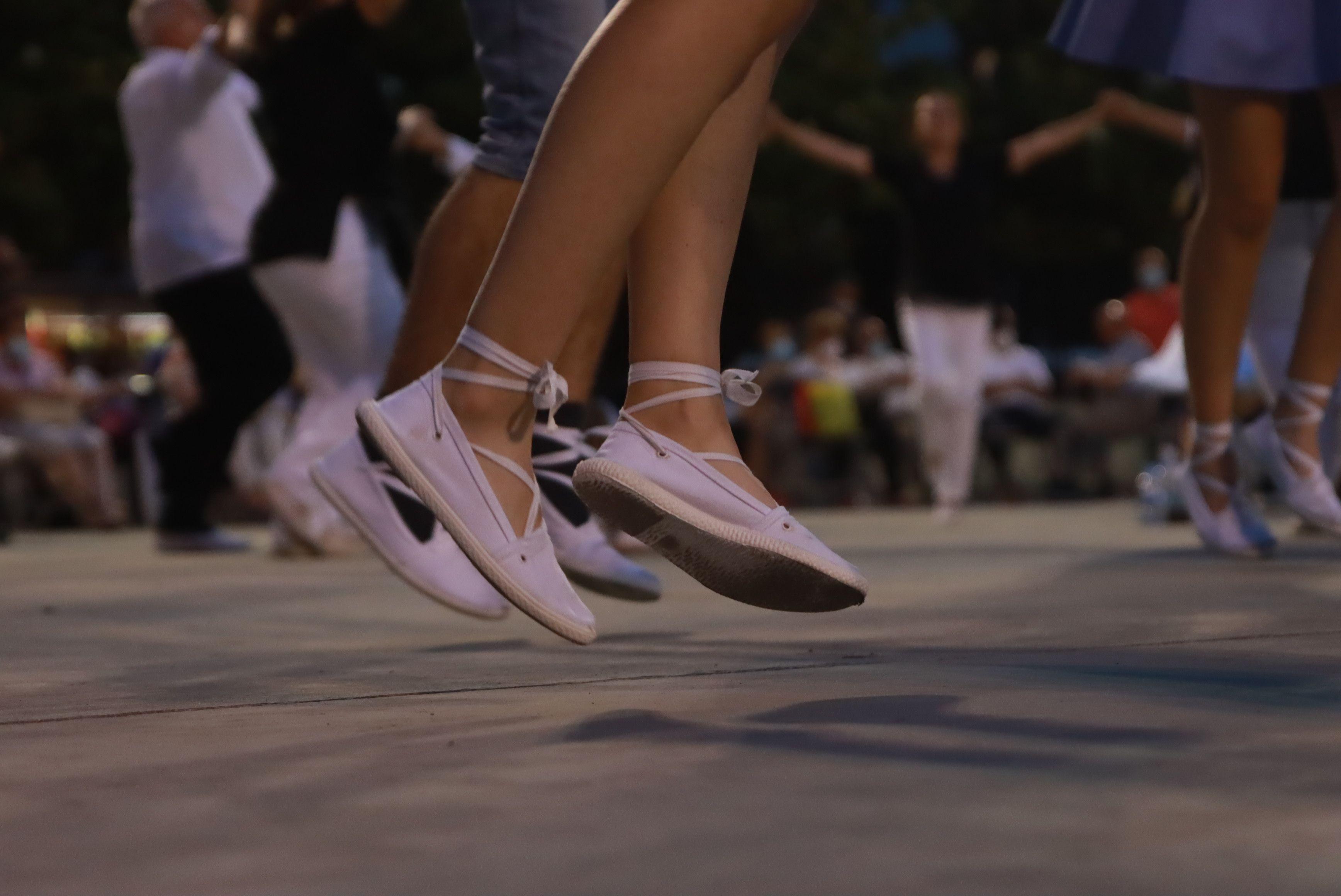 Concurs de colles sardanistes per Festa Major a Rubí. FOTO: Josep Llamas